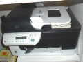 Classificados Grátis - Multifuncional HP Officejet J4660 All - in - One com fax!!